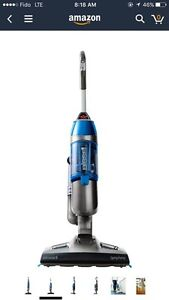 Bisselll 2 in 1 vacuum and steam mop