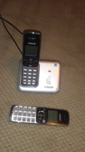 V-tech portable phone