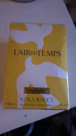 Used, Perfume l ' air du temps for sale  Bromsgrove, Worcestershire