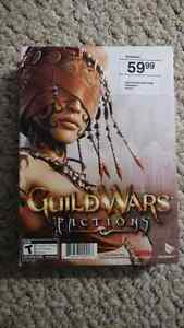 PC game Guild Wars Factions