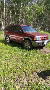 WANTED: Isuzu Rodeo for parts