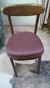 Bentwood Retro Chairs Maple