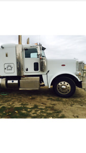 2014 peterbilt for sale with job