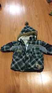 Very warm winter jacket 18month