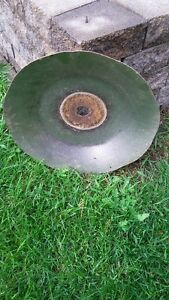 Used Farm Disc Plough Blades $25 each