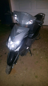 2015 48V Emmo E-Scooter in Excellent Condition