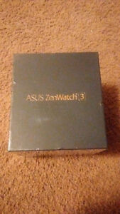 Asus Zenwatch 3 (Smartwatch) sealed in box