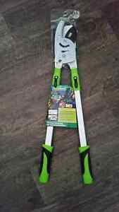 BRAND NEW POWER RATCHETING GEAR TREE CUTTING LOPPERS