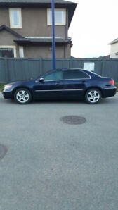 Acura 2006 RL- Immaculate condition for sale.