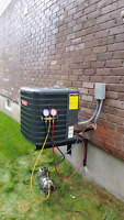 Air conditioning and Heating service's