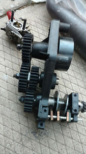 Fifth scale Rc 29cc 2stroke motor and transmission Kitchener / Waterloo Kitchener Area image 2