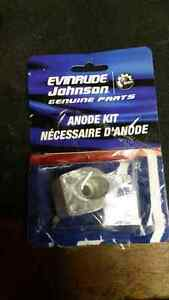 New Evinrube anode kit