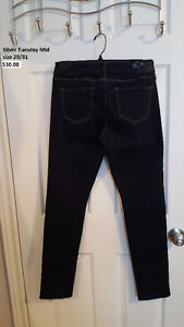 Silver Tuesday mid Skinny 29/31 like new!