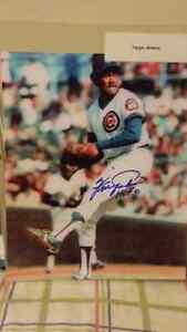 Signed baseball picture London Ontario image 1