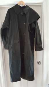 Motorcycle Riding Trench Coat