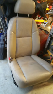 2011 Cadillac Escalade Drivers Seat Assembly, Great Condition