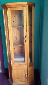 Hand Crafted  Hutch/Curio
