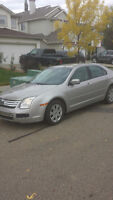 2007 Ford Fusion SE - Almost New With Super Low Kil's