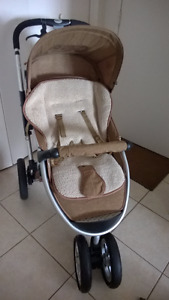 safety 1st stroller + carseat adapter