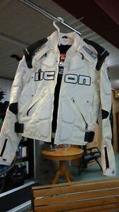 manteau de moto icon jacket