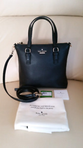 New kate spade jackson street hayley bag purse