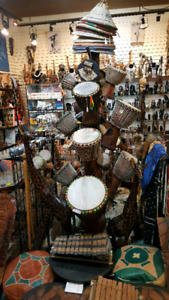 Holiday Sales.Traditional African Musical Instruments