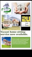 Vacant home care service