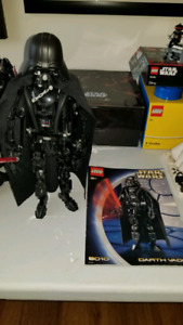 Lego star wars Darth vader #8010