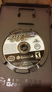 007 Agent under fire Game Cube Game