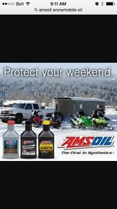 Snowmobile oils/filters  Gatineau Ottawa / Gatineau Area image 1