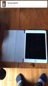 IPad mini 4, 128 gb