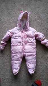 Brand new snow suit for baby girl