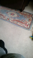 TOP GUNS carpet and furniture cleaning.