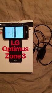 NEW IN BOX 32GB LG ZONE 3 WIND-FACTORY UNLOCKED+ALL Accessories