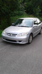 HONDA CIVIC AUTOMATIQUE  2004