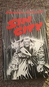 Graphics Novel....Sin City