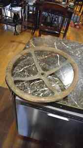 Vintage 1900's steering wheel West Island Greater Montréal image 4