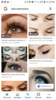 Need female paid cash for lash extensions