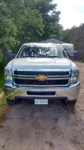 2013 Chev 2500HD EXT CAB