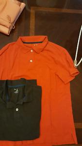 Men's golf shirts - GAP size large