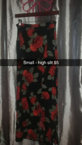XS - Small. Womens dresses, skirt & tops