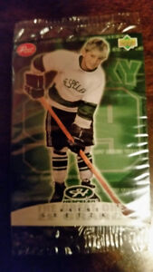 Wayne Gretzky 1999 Upper Deck Post Cereal Hockey Card