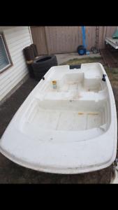 Watercraft boat