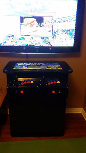 DIY Mame Arcade Cocktail Cabinet