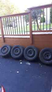 205 55 r16 winter tires and rims. Mazda 3