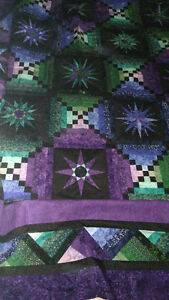 QUILTS GALORE, HAND QUILTED AMISH QUILTS/EILEEN JANTZI Kitchener / Waterloo Kitchener Area image 1