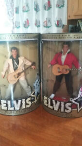 Elvis Collectible Commemorative Figures