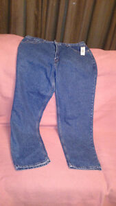 """BACK TO SCHOOL"" 2 PAIRS JEANS BRAND NEW HILFIGER, LEVI STRAUSS"