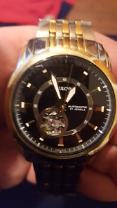 Bulova watch automatic 21 jewels water resistant