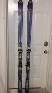 Dynastar downhill skis size 178